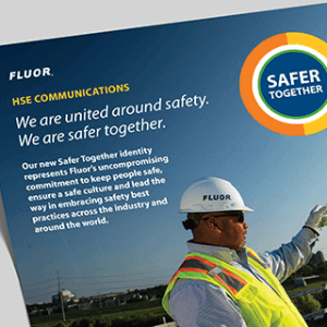 Fluor Global Safety Program Marketing